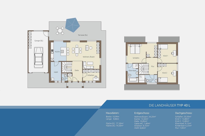 landhaus-40l-grundrisse