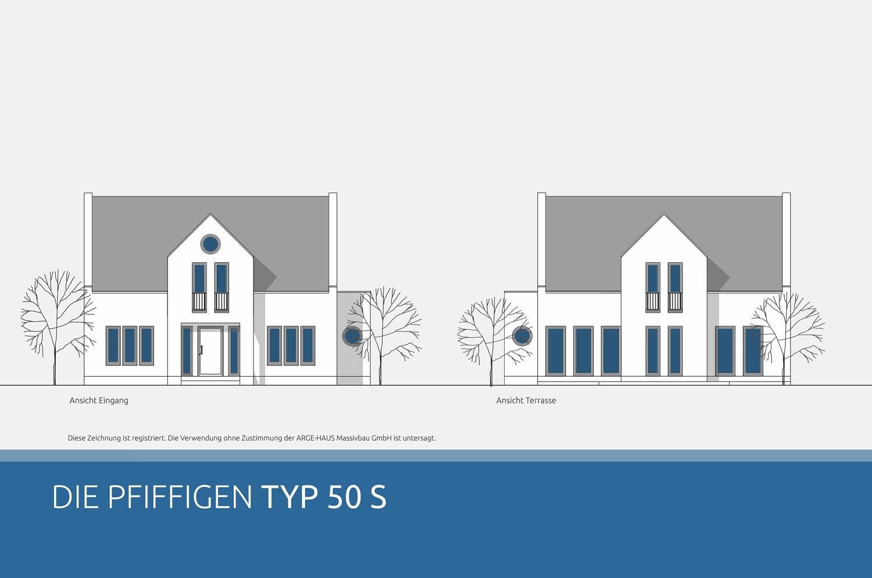 pfiffige-häuser-50s-ansichten